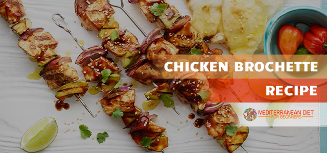 Chicken Brochette Recipe