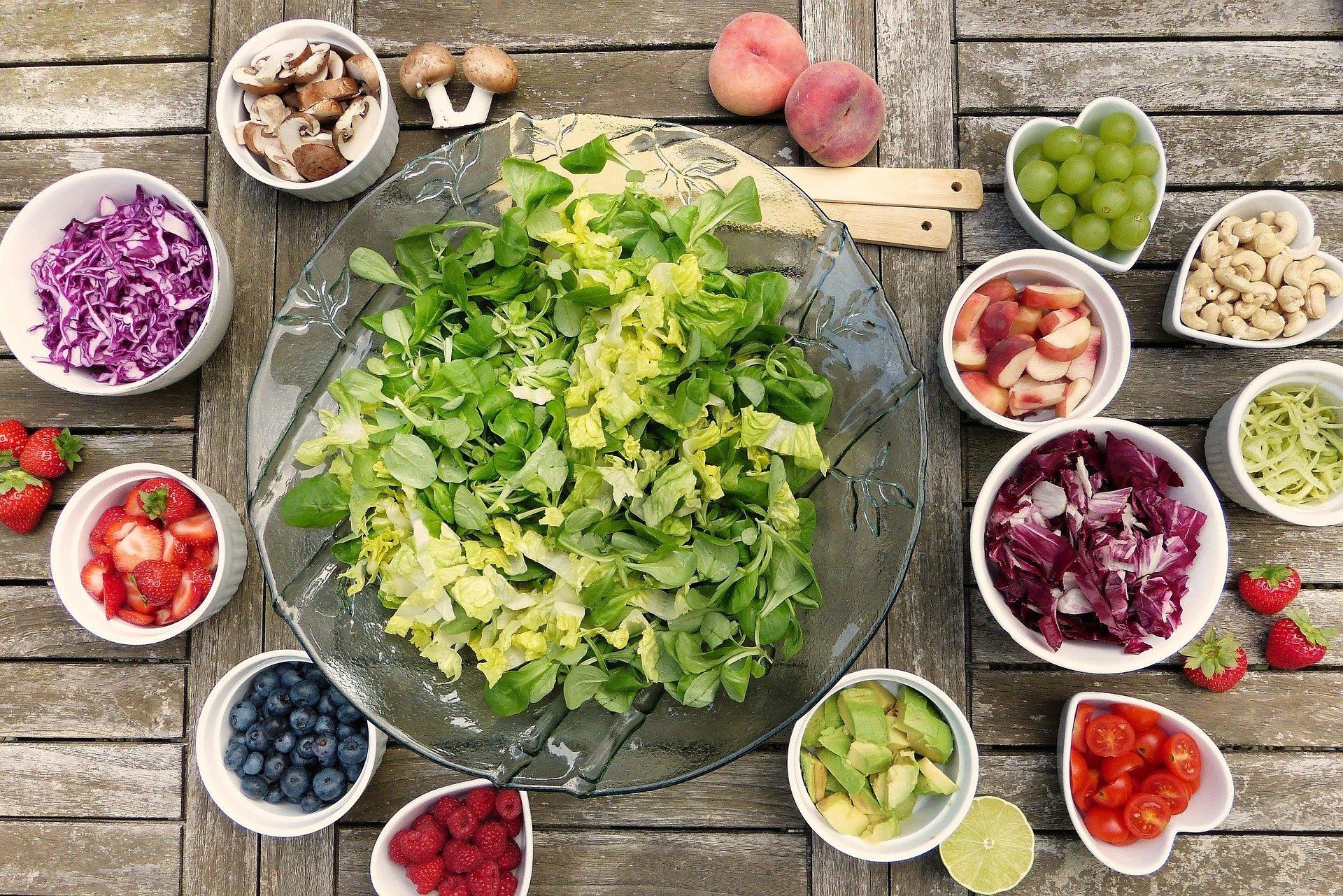 What is Healthier Vegan diet or Mediterranean Diet