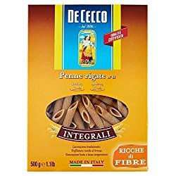 De Cecco Whole Wheat Pasta