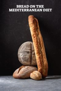 Bread On The Mediterranean Diet - Pin