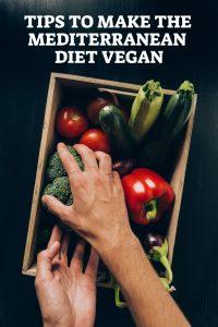 Mediterranean Diet Vegan