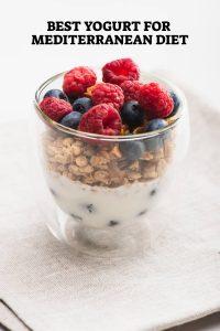 Yogurt For Mediterranean Diet