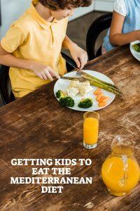 Getting Kids to Eat the Mediterranean Diet - Pin