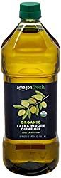 AmazonFresh Organic Extra Virgin Olive Oil