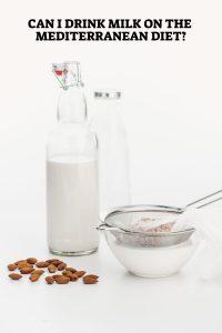 Milk On The Mediterranean Diet